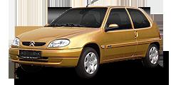 Saxo (S*...,S0...,S1..../Facelift) 1996 - 2004