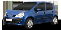 Modus (P/Facelift) 2008 - 2012