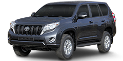 Landcruiser (J15TM/Facelift) 2014 - 2017