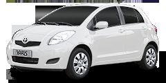 Yaris (XP9/Facelift) 2009 - 2011