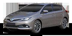 Auris (E18UM(a), HE18U(a),E15UT(a)/Facelift) 2015