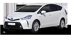 Prius Plus (HW3/HW4/Facelift) 2015