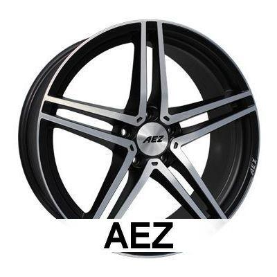 AEZ Portofino Dark 8.5x18 ET25 5x112 66.6