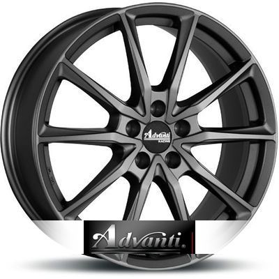 Advanti Racing Centurio Dark 8.5x19 ET48 5x112 66