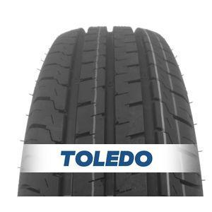 Toledo TL5000 165R13C 94/93R 8PR