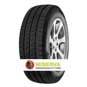 Minerva VAN AS Master 195/60 R16C 99/97H 6PR, 3PMSF